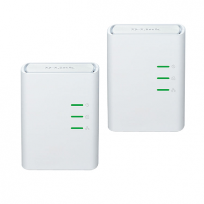 D-Link DHP-308AV-KIT PowerLine Adapter
