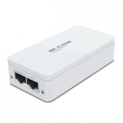 IP-COM PSE30G-AT 802.3at Gigabit PoE Injector