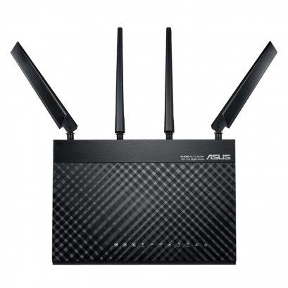 ASUS 4G-AC68U AC1900 Dual-Band LTE Wi-Fi Modem Router