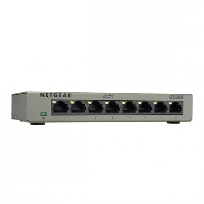 Netgear GS308 8-Port Gigabit Ethernet Switch