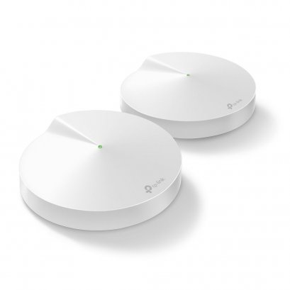 TP-LINK Deco M9 Plus AC2200 Smart Home Mesh Wi-Fi System Pack 2