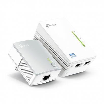 TP-LINK TL-WPA4220KIT Wireless Powerline Extender