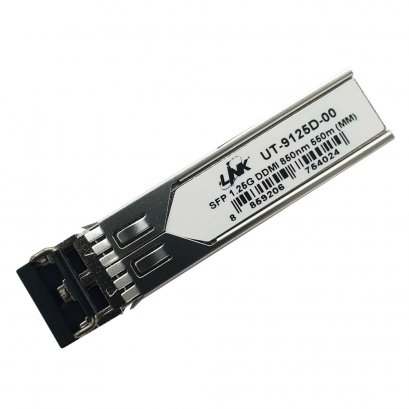 LINK UT-9125D-00 SFP/LC(MM) 1.25G Multimode 850mm DDMI (220/550m)