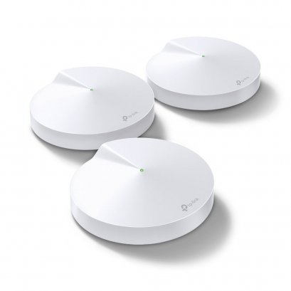 TP-LINK Deco M9 Plus AC2200 Smart Home Mesh Wi-Fi System Pack 3