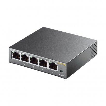 TP-LINK TL-SG105E 5-Port Gigabit Unmanaged Pro Switch