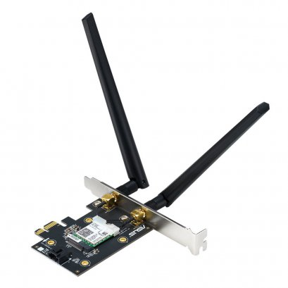 ASUS PCE-AX3000 AX3000 MU-MIMO Dual Band PCI-E WiFi 6 (802.11ax) Bluetooth 5.0