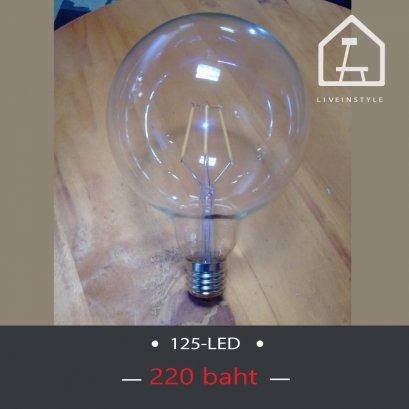 หลอดไฟ 125 led