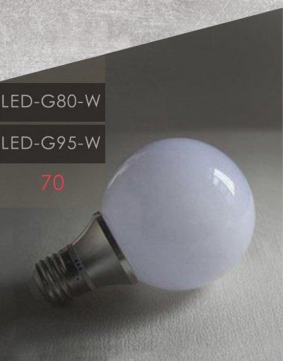 LED-G95หลอดขาว