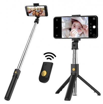 Bluetooth Wireless Selfie Stick
