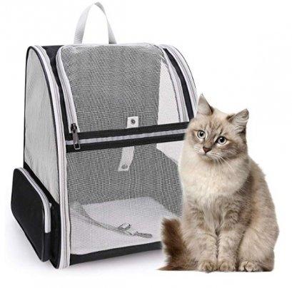 กระเป๋าสะพายแมว