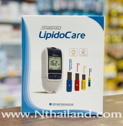 เครื่องตรวจไขมันในเลือด SD LipidoCare