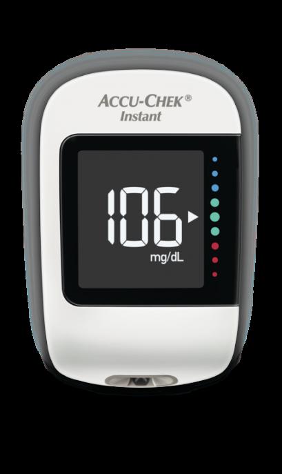 เครื่องตรวจน้ำตาลในเลือด Accu-Chek Instant