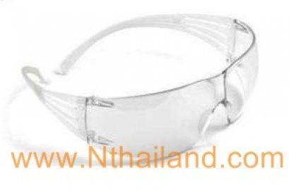 3M แว่นตานิรภัยชนิดเลนส์ใสรุ่น SECURE FIT SF203AF