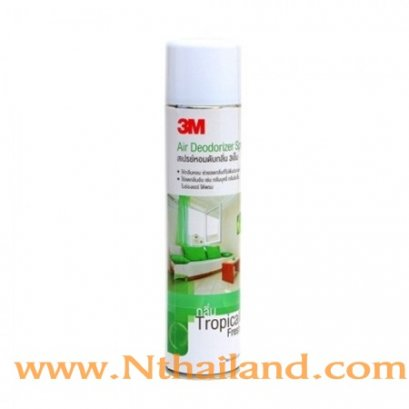 สเปรย์หอมปรับอากาศ 3M กลิ่นทรอปิคอล เฟรช(Fresh Tropical)