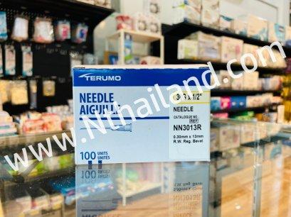เข็มฉีดยา(Terumo) เบอร์ 30x0.5 นิ้ว