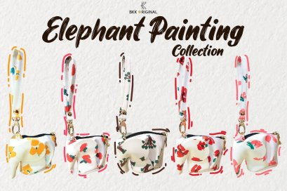 DN71 (Elephant Painting Collection)