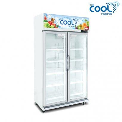 ตู้แช่เย็นสองประตู ALEX 2P Premium