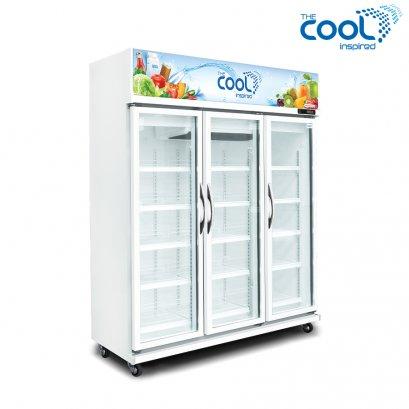 ตู้แช่เย็นสามประตู ALEX 3P Jumbo Premium