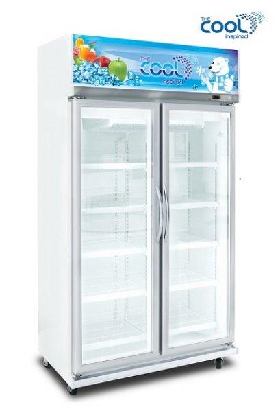 ตู้แช่เย็นสองประตู ALEX 2PT