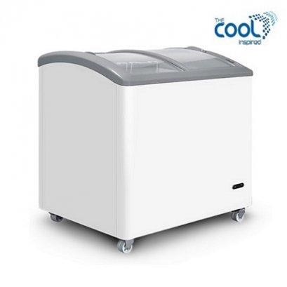 The Cool ตู้แช่แข็งฝากระจกรุ่น Diana TC153CG LED(copy)