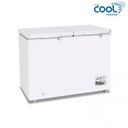 The Cool ตู้แช่ฝาทึบ 2 ระบบ รุ่น Dual X14 ความจุ 14.4  คิว
