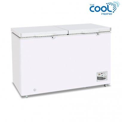 The Cool ตู้แช่ฝาทึบ 2 ระบบ รุ่น Dual X18 ความจุ 18.3 คิว