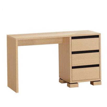 โต๊ะทำงาน/แต่งตัว 3 ลิ้นชัก