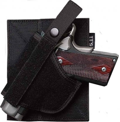 5.11 Back-Up Belt System Hook/Loop Holster