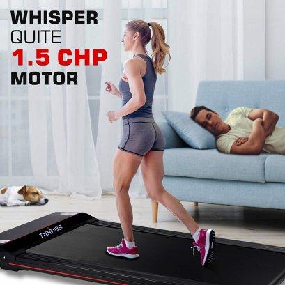 ลู่วิ่งไฟฟ้า MINIX  Running Pad (สีดำ) - Walking Pad ควบคุมด้วยรีโมท หรือ มือถือ เทคโนโลยีแห่งการวิ่ง ใหม่