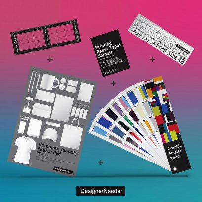Promotion Set 5 / GraphicMasterTone + Ruler D + New Ruler C + PPTS  + Ci