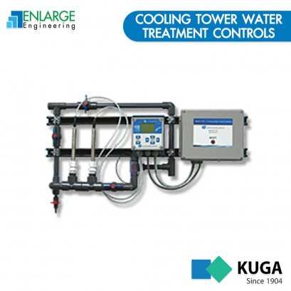 Cooling Tower Water Treatment Controls