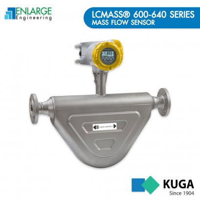 LCMass® 600-640 Series Mass Flow Sensor