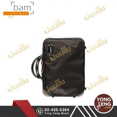 BAM Case Bb Clarinet กล่องเก็บคลาริเน็ต รุ่น Traveller Hightech