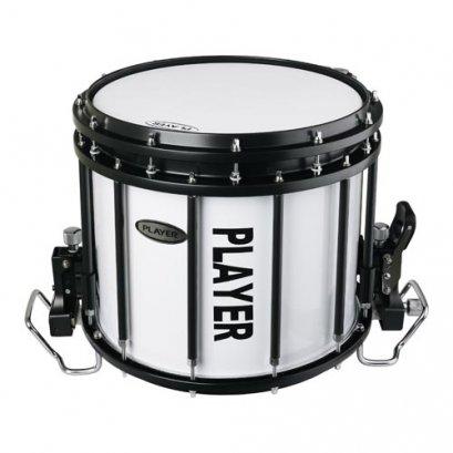 Player  รุ่น PMPZ-1412A   กลองสะแนร์มาร์ชชิ่ง Player พร้อมชุดสายสะพาย HD-8E(A)