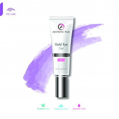 E5  :  Gold Eye Gel