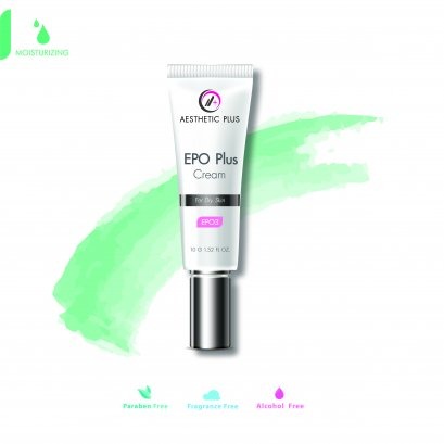 EP03  :  EPO Plus Cream  อีฟนิ่งพริมโรสครีม  / For Dry skin.