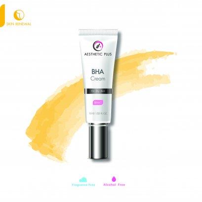 BHA1  :  BHA Cream   ครีมปรับสภาพผิว  / For Dry skin
