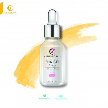 BHA3  :  BHA Gel Essence เอสเซนส์ปรับสภาพผิวสำหรับผิวมัน / For Normal to Oily Skin