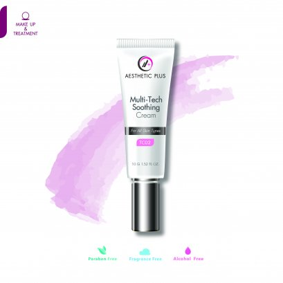 TC01  :  MULTI-TECH SOOTHING CREAM ซูทติ้งครีม / For all skin types