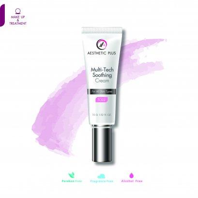 TC01  :  MULTI-TECH SOOTHING CREAM ซูทติ้งครีม / For all skin types