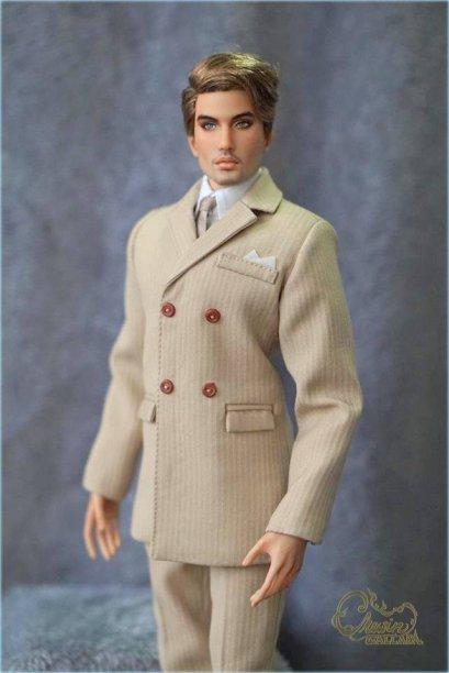60s Classic male suit 2