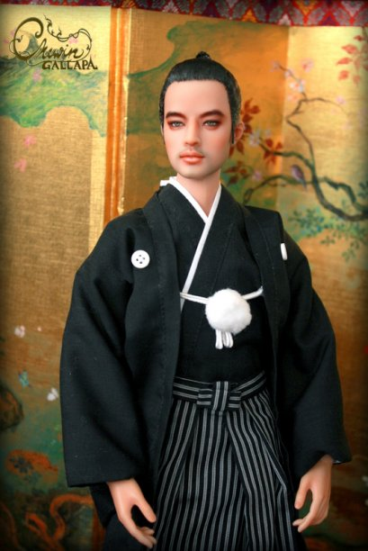 Japanese groom