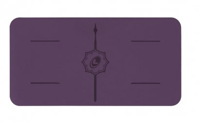 เสื่อโยคะ Liforme - THE LIFORME YOGA PAD : Purple