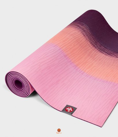 เสื่อโยคะ Manduka - eKO® Lite Mat 4mm (Limited Edition) - Fuchsia 3 Stripe 71""