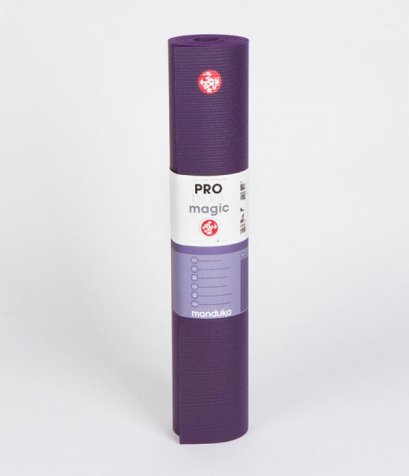เสื่อโยคะ Manduka - Black Mat PRO® 6mm (Extra Long) Limited Edition - BLACK MAGIC