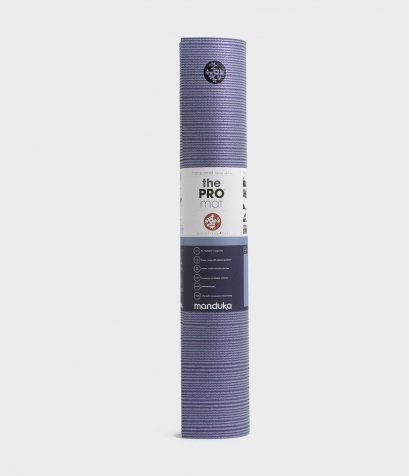 เสื่อโยคะ Manduka - Black Mat PRO® 6mm (Limited Edition) - TRANSCEND