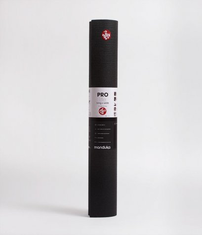 เสื่อโยคะ Manduka - PROlite® Yoga Mat 4.7mm (Long + Wide) - Black