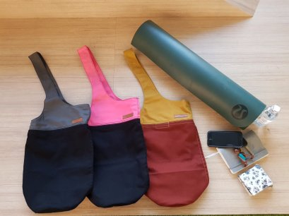 ManyPenny - Yoga Bags (2 Tone Colours)