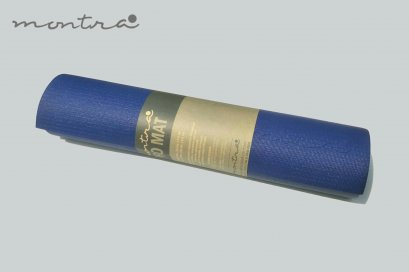 เสื่อโยคะ Montra - ECO PVC Yoga Mat 6MM - Blue