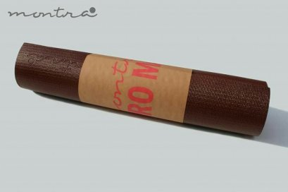 เสื่อโยคะ Montra - ECO PVC Yoga Mat 6MM - Brown
